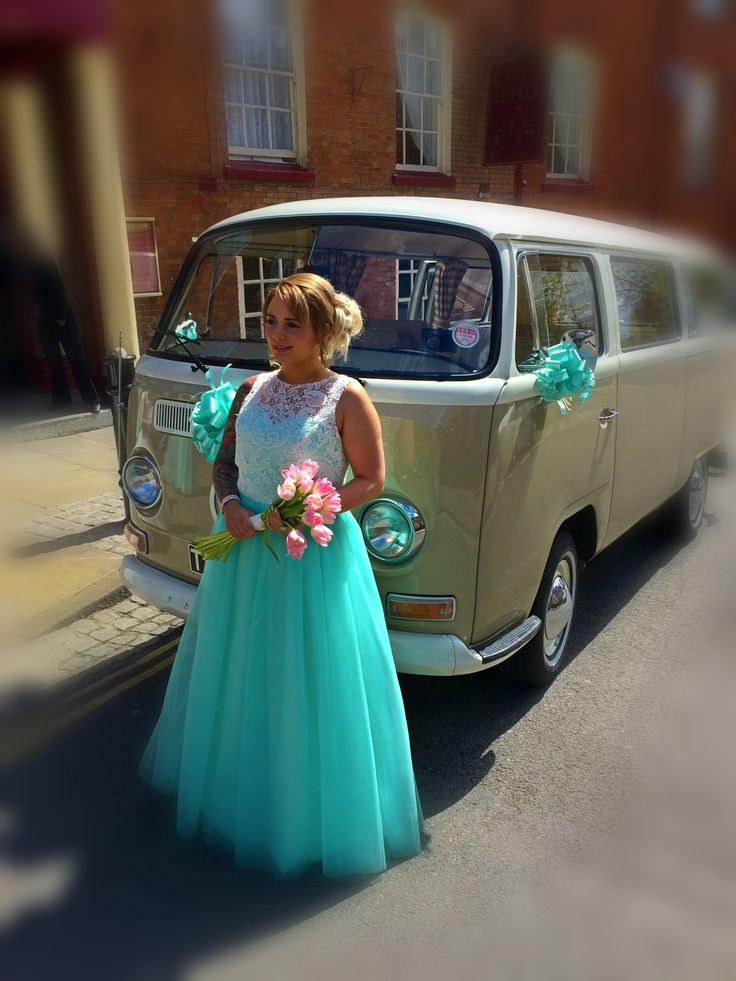Great colour dress and bows