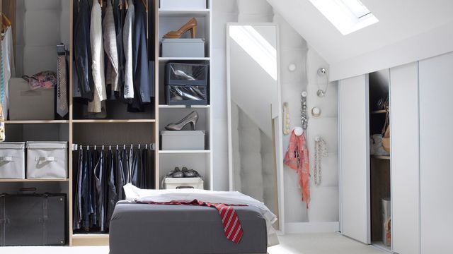 Best 20 dressing leroy merlin ideas on pinterest leroy merlin rangement a - Amenagement dressing leroy merlin ...