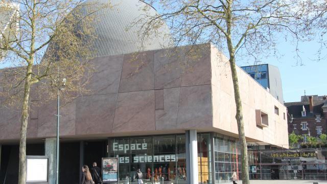 Espace des sciences. Un nouveau planétarium à Rennes