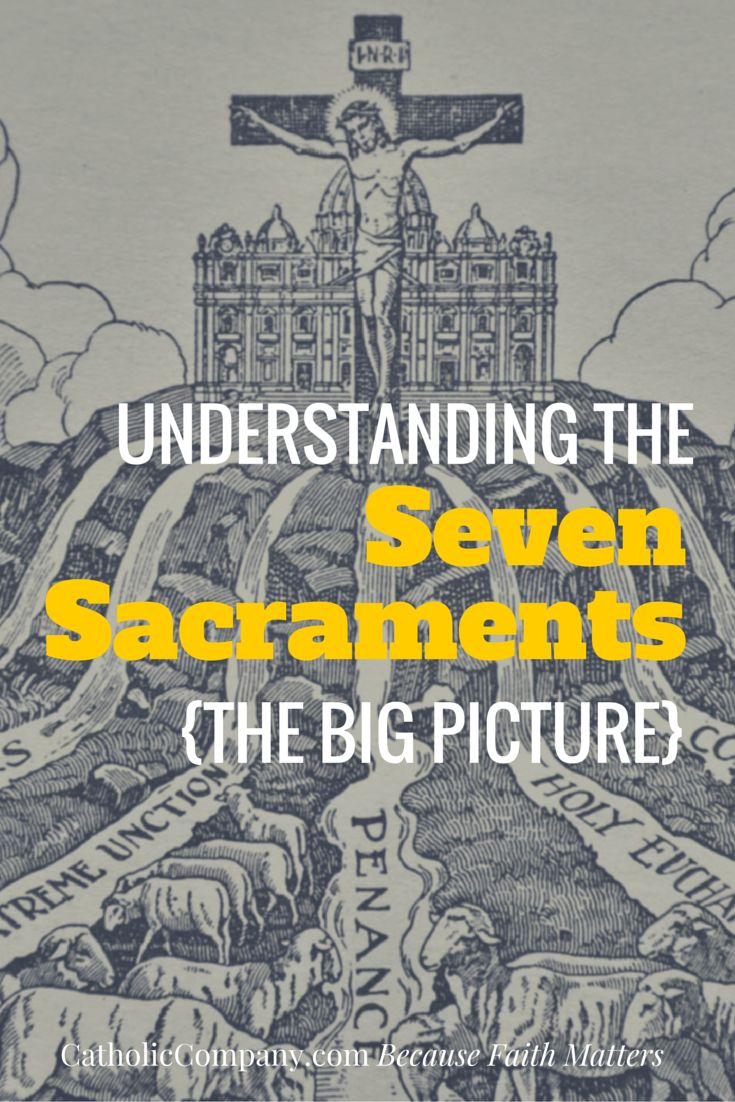 matrix of the seven ritual sacraments There are seven sacraments of the catholic church,  there are seven sacraments in  the sacraments presuppose faith and through their words and ritual.