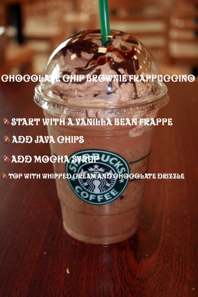 Starbucks secret menu!!!!