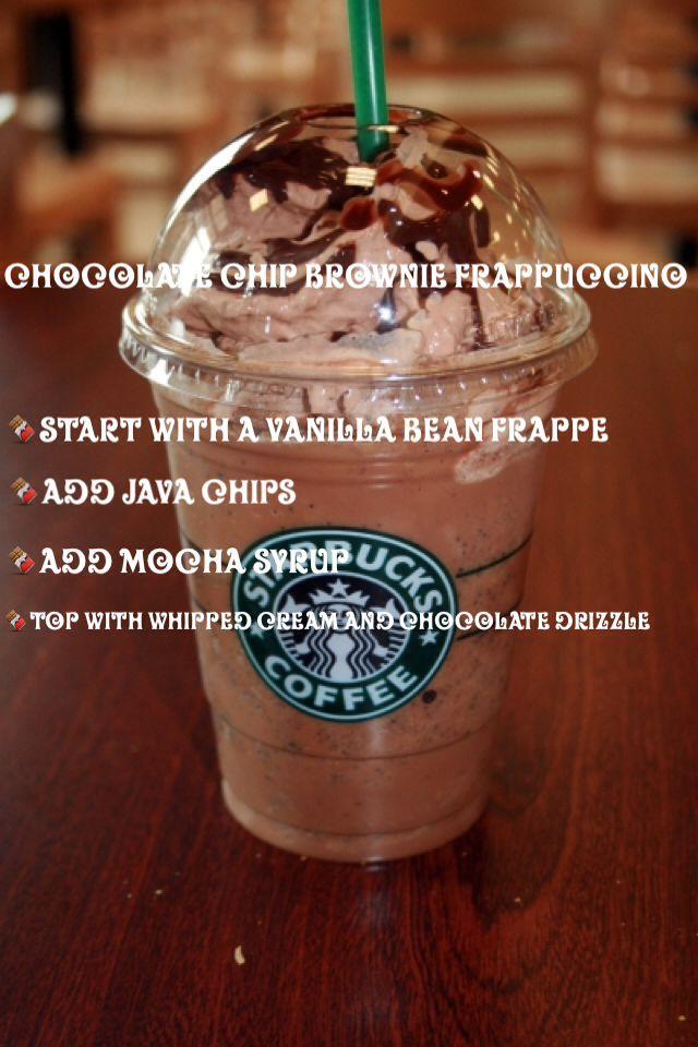 Starbucks secret menu!!!!