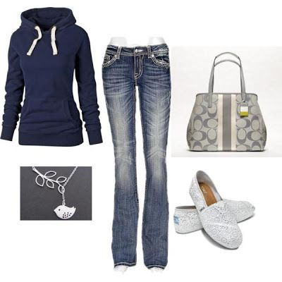 Cute & casual, plus I already have the necklace! LOLO Moda: Stylish women outfits - summer 2013