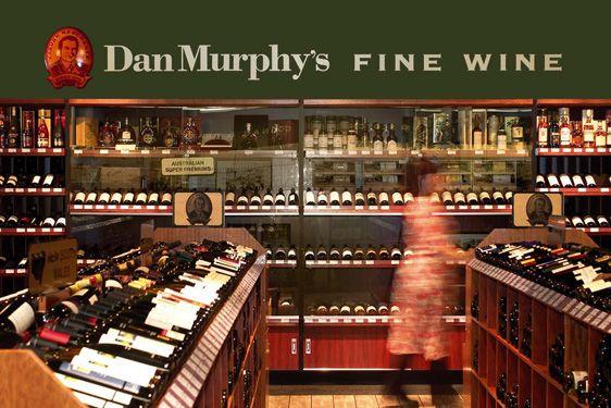 Dan Murphy's Liquor Store.