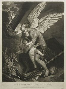 Time Clipping Cupid's Wings | Sanders of Oxford