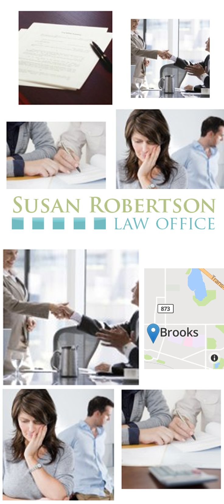 Susan Robertson Began Her Law Practice In 1987 First Red Deer Alberta And Continuing Brooks 1990 She Has Obtained A Bachelors