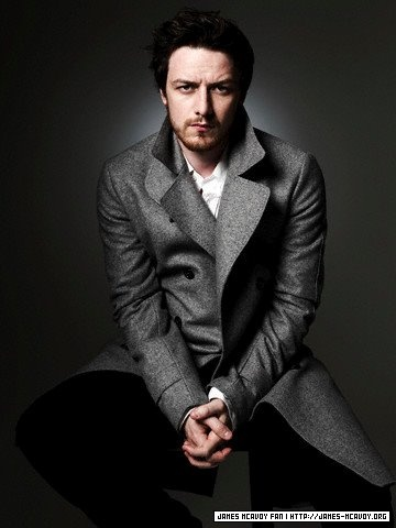 James McAvoy. His pale Celtic complexion might fry to a crisp under a tropical sun, but he's still adorable. ^_^