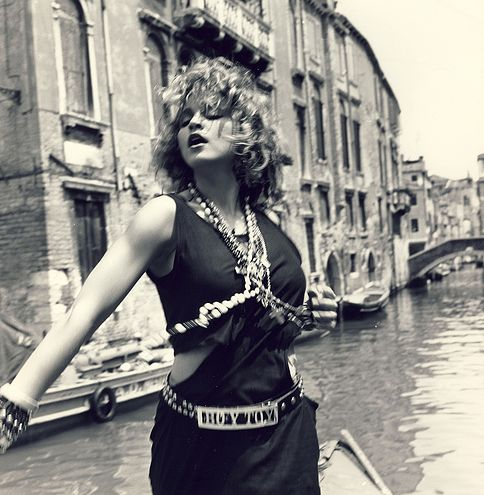 "Madonna, ""Like A Virgin"" 1984"