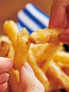 daikon fries