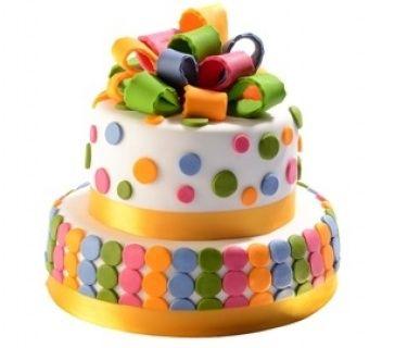 Dětský dort 15