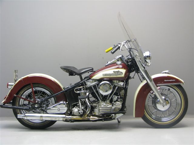 Hydro Glide Harley | Yesterday`s The place where you buy all your antique and classic bikes