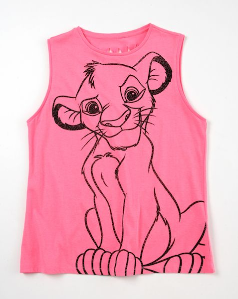 A New Lion King Collection is Roaring Into Wet Seal | Disney Style i cant really process this its so awesome:)