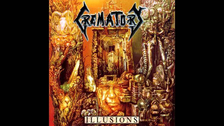 CREMATORY - Illusions ◾ (album 1995, German death/gothic metal)
