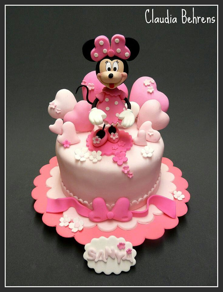 torta con minnie