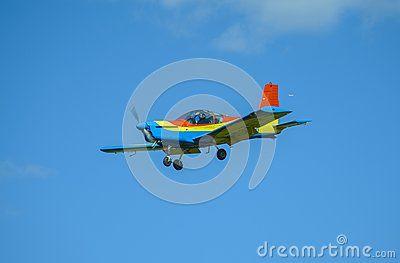 Small aircraft