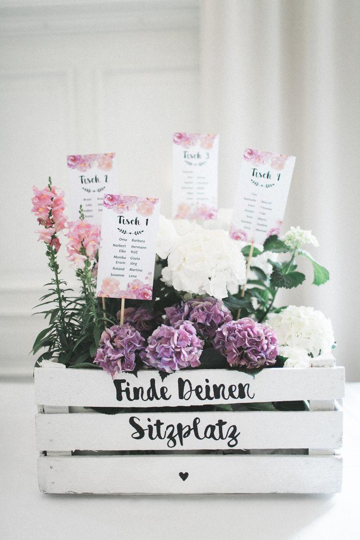 DIY Vintage Hochzeit mit Whiskey Bar – Sara Engis Photography – Fräulein K. Sagt Ja Hochzeitsblog