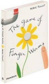 The Game of Finger Worms (Herve Tullet) (Board book) Kniha