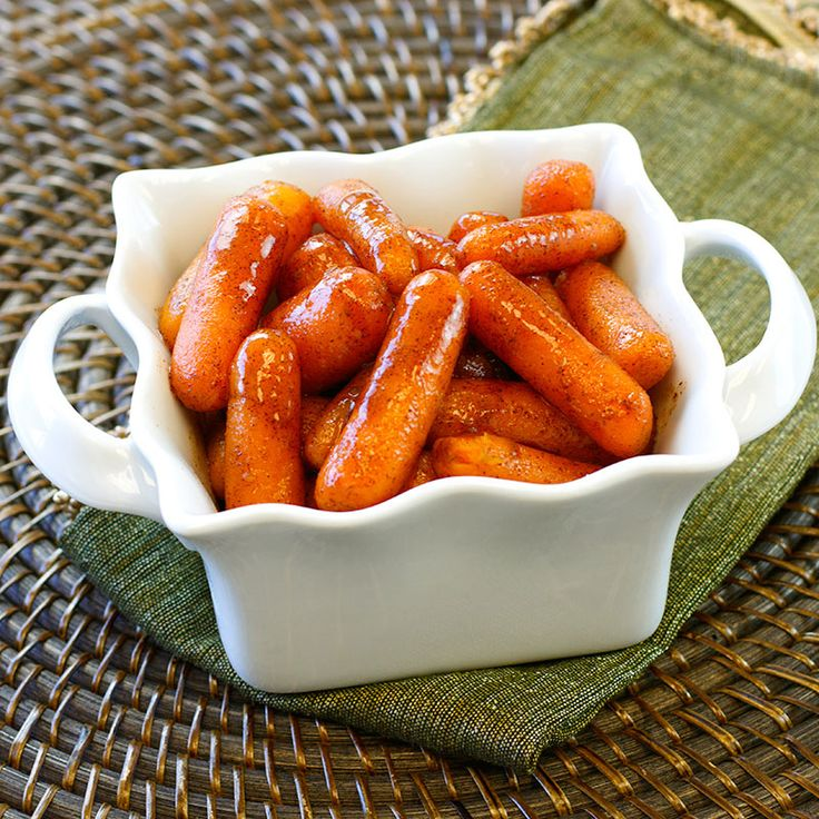 Learn to make Slow Cooker Cinnamon Sugar Glazed Carrots. Read these easy to follow recipe instructions and enjoy Slow Cooker Cinnamon Sugar Glazed Carrots today!