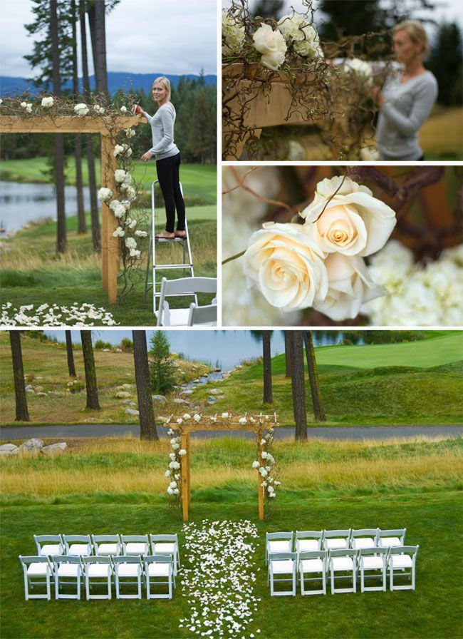 Beautiful Small Backyard Wedding Best Photos   Page 4 Of 4