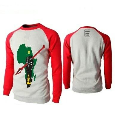 Crewneck Sweater R280 bulk, R350 per unit. Designs and colours vary.