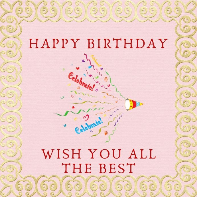 Birthday Birthday Wishes Free Birthday Wishes Online Greeting Cards
