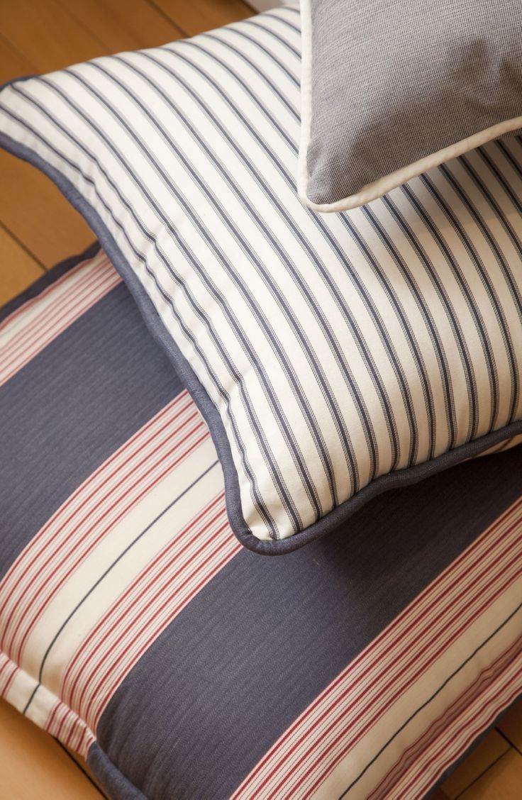 Stamford collection of cotton tickings from Svenmill Ltd
