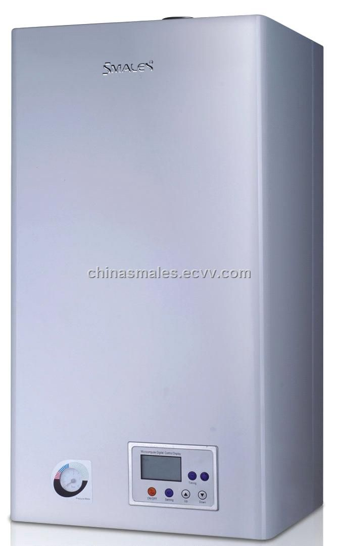 Wall Hung Gas Boiler (JLG28-BV6) (JLG28-BV6) - China wall hung gas boiler, Smales