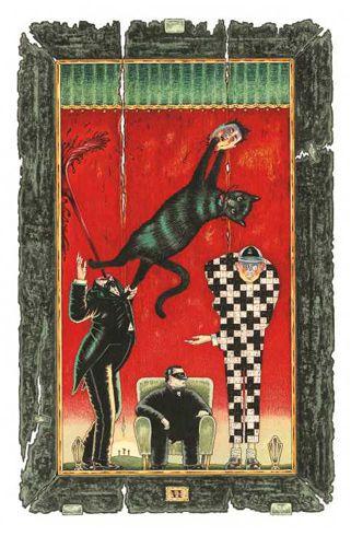 The Master and Margarita | Folio Illustrated Book