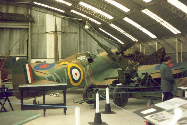 Kent Battle of Britain Museum: UK's Largest BoB Collection Plus Replica Aircraft from the Movie