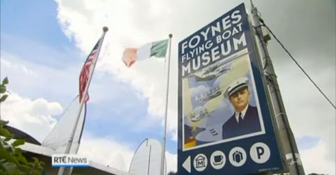 Foynes Flying Boat Museum - Airshow Video:http://www.rte.ie/news/player/2014/0706/20610400-almost-10000-people-in-foynes-for-air-show/ #Foynes #airshow #aviation #history #panam #PanAm #PanAmerican