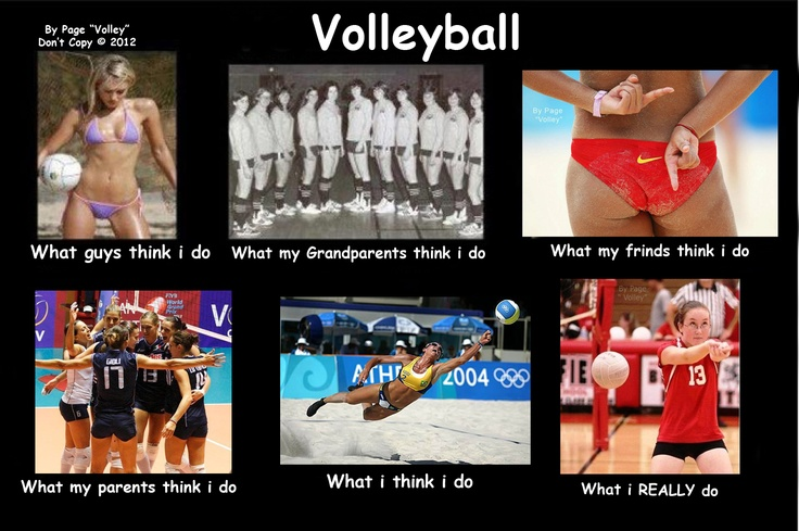 13 best images about Funny Volleyball Quotes on Pinterest ...