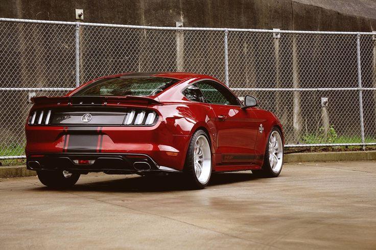 Ford Mustang Shelby Cobra GR500
