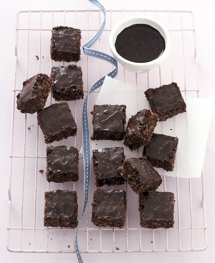 Idees Bak koekies met 'n sjokolade-lagie » Idees