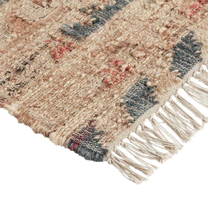 tapis effet used navaja la redoute