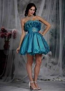 Cool Blue Cocktail Dress For Js Prom 2018