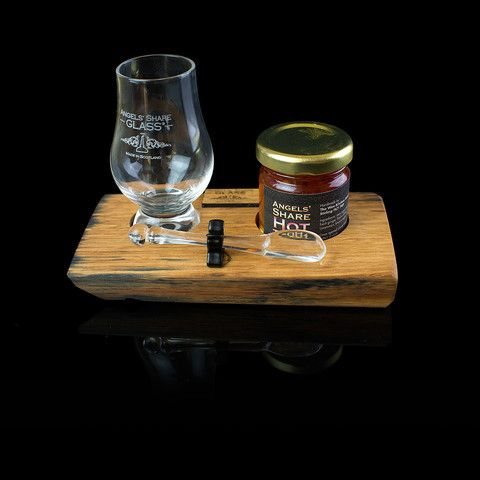 Hot Toddy Set by Angels' Share Glass