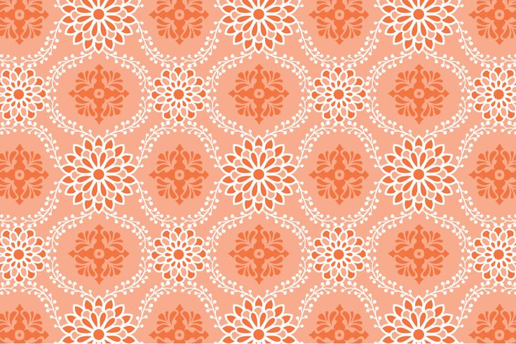 Vector Midnight Blooms Patterns by Cocoa Mint on Creative Market