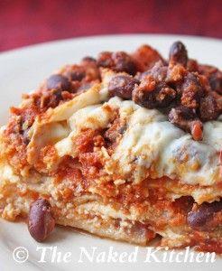 black bean lasagnaClean Eating Recipes, Eating Cleaning, Healthy Eating, Black Beans Lasagna, Delicious Recipe, Healthy Recipe, Blackbean Lasagna Us, Eating Healthy, Cleaning Eating