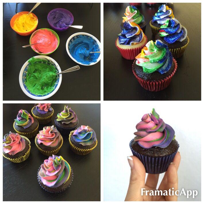 Bookish Cupcakes