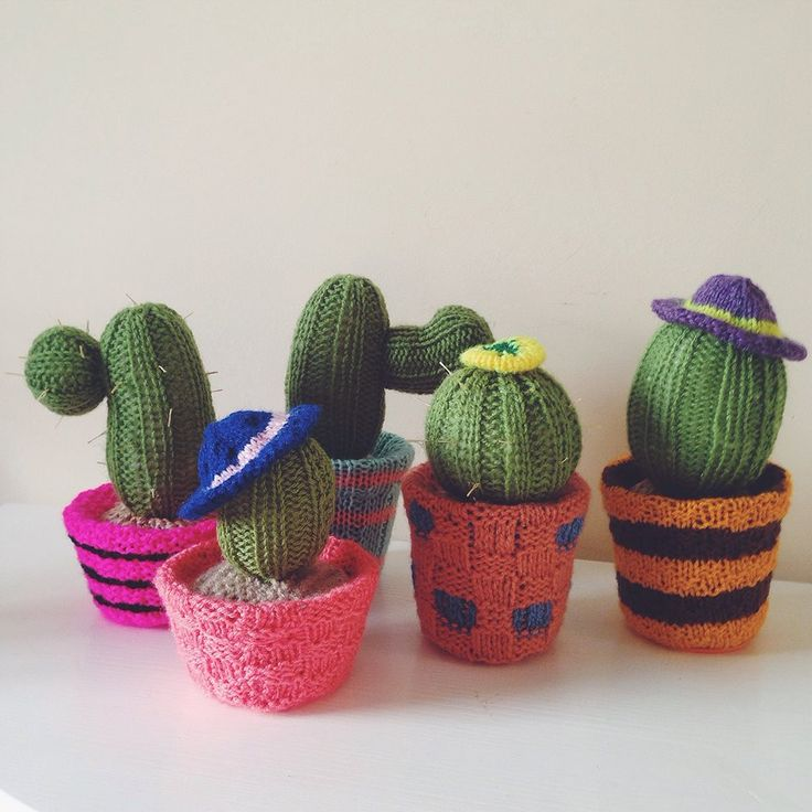More cacti - gang for the shop! by Jenna Lee Alldread