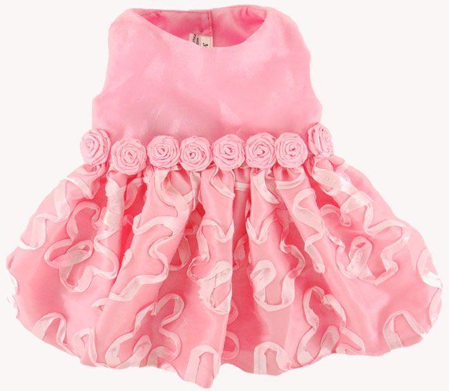 Fancy Dog Dress - Pet Dresses, Formal, Wedding, Birthday, Wedding, Bridal, Christmas, Party, Puppy