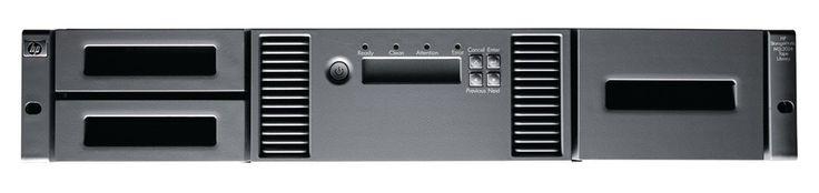 HP MSL2024 (AK378B) 1 LTO-4 Ultrium 1760 SAS Rack-Mountable Tape Library https://www.procurepod.com/hp-msl2024-1-lto-4-ultrium-1760-sas-tape-library-rack-mountable.html