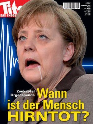 Titanic Titel Merkel
