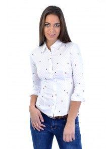 Jemná dámska košeľa Vuela