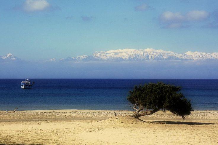 Crete from Gavdos.