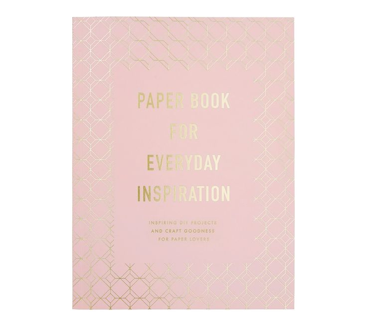 Inspiration Paperbook
