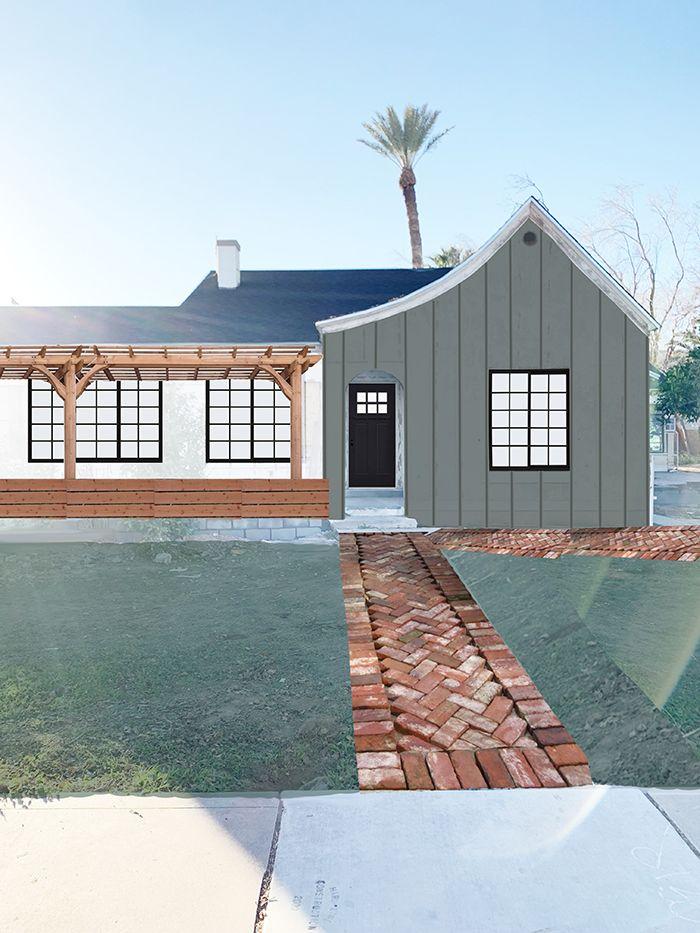 Evergreen Project The Exterior Plans Juniper Home Evergreen House Exterior Design Exterior