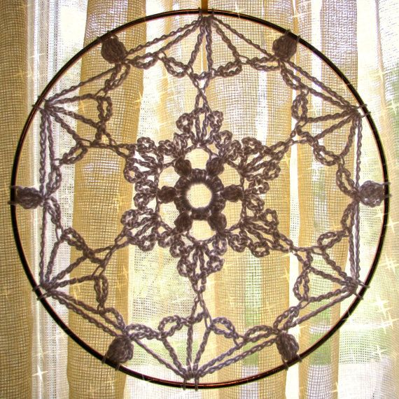 Snow Reflections Suncatcher and Snowflake by HeritageHeartcraft,  Suncatcher $25, Snowflake, $5.00