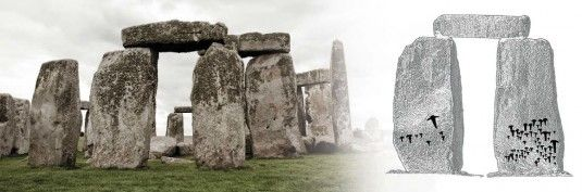 www.buildbytes.com | Stonehenge-Rock-art-on-stones-revealed-by-3d-scanning-3