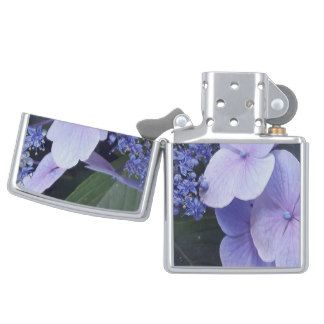 #Floral Photography Purple Lilac Flowers Nature #Zippo Lighter